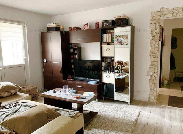 Apartament 3 camere zona Mihai Viteazu - imaginea 1