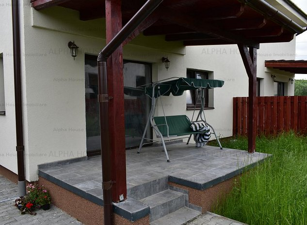 Casa 4 camere + 180mp curte amenajata, zona Selimbar - imaginea 1