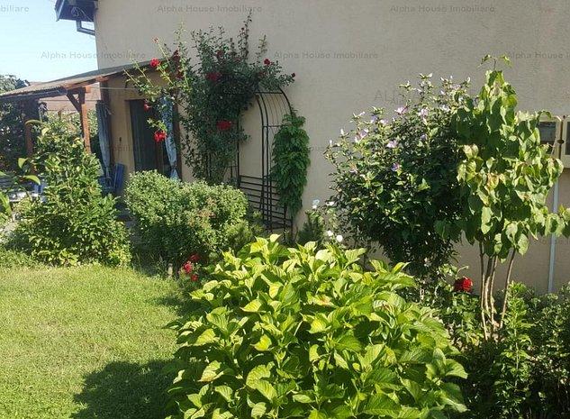 Casa 4 camere + curte de 150mp in orasul Avrig - imaginea 1