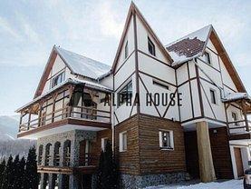 Casa de închiriat 4 camere, în Cisnădioara