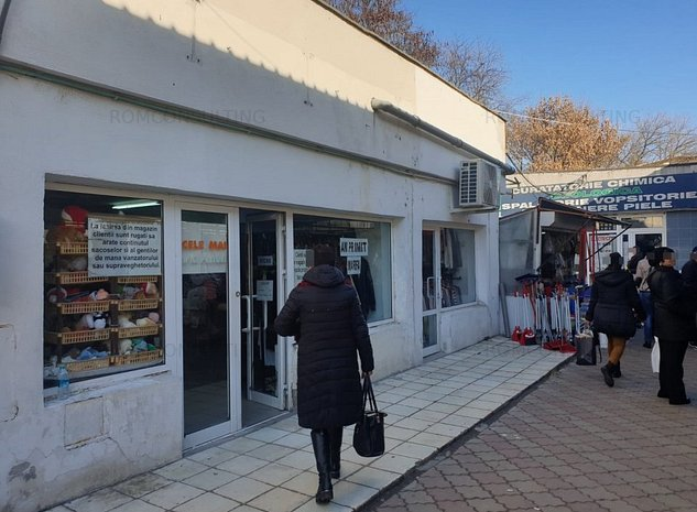 Spatiu comercial de vanzare - Drumul Taberei/ Piata Moghioros - imaginea 1
