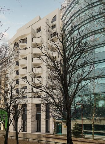 Vanzare imobil cu proiect aparthotel - Unirii 72 - imaginea 1