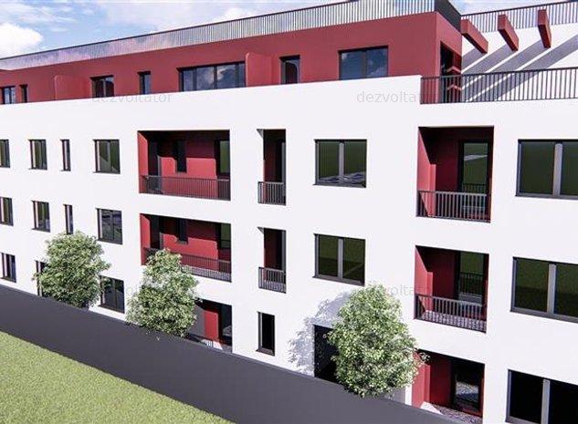 Apartamente Pipera 2 camere OMV Cubic Center - imaginea 1