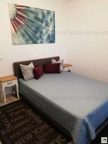 Apartament cu 2 camere zona Piata Romana, Bucuresti - imaginea 1