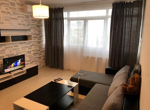 Apartament cu 2 camere decomandat Tineretului - imaginea 1