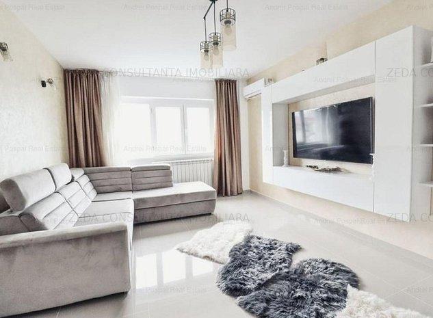 Apartament cu 2 camere langa metrou Aurel Vlaicu - imaginea 1