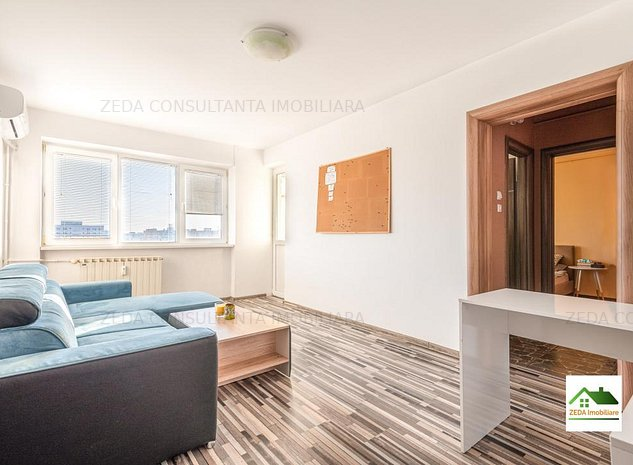 Apartament 2 camere Drumul Taberei Timisoara Plaza Romania - imaginea 1