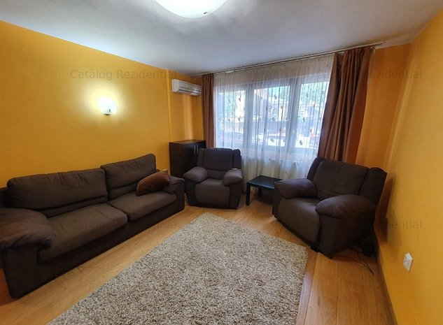Apartament cu 3 camere de inchiriat in zona Cismigiu/ Sala Palatului - imaginea 1