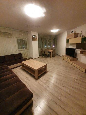 Apartament cu 3 camere de inchiriat in zona Marriott/ Calea 13 Septembrie - imaginea 1