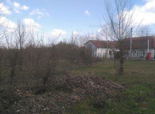 Teren de vanzare in ghermanesti / Snagov - imaginea 1