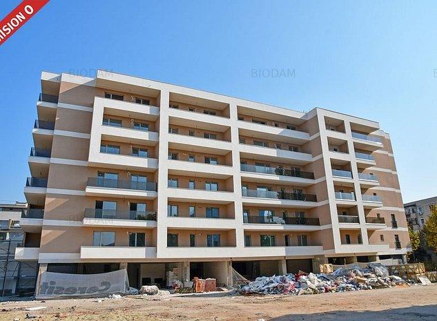#Garsoniere tip studio la cheie, 50m² utili - Matei Basarab Residence - imaginea 1