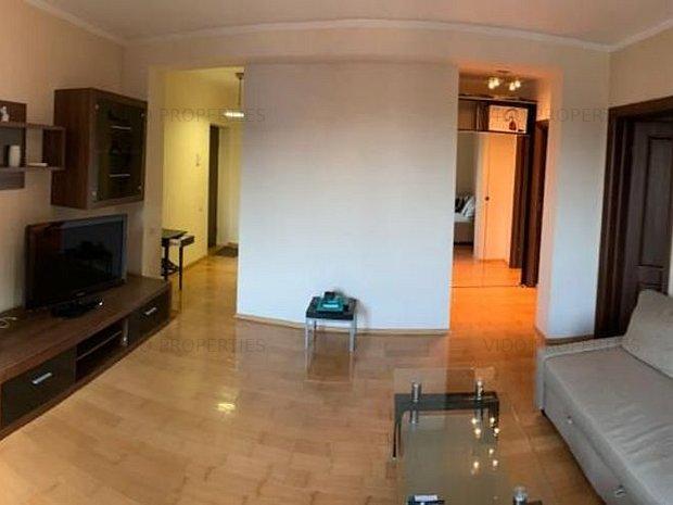 Apartament de inchiriat, LUX, 3 cam, Dorobanti Perla - imaginea 1