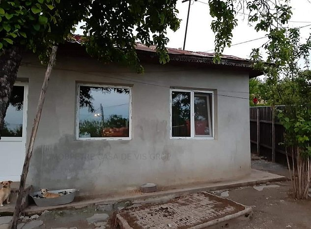 Casa de Vanzare cu 9 camere Prundu,mobilata complet - imaginea 1