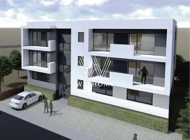 Apartament 3 camere, 2 bai, Calea Cisnadiei, Sibiu - imaginea 1