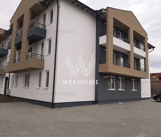 Apartament 2 camere decomandate, in Selimbar - imaginea 1
