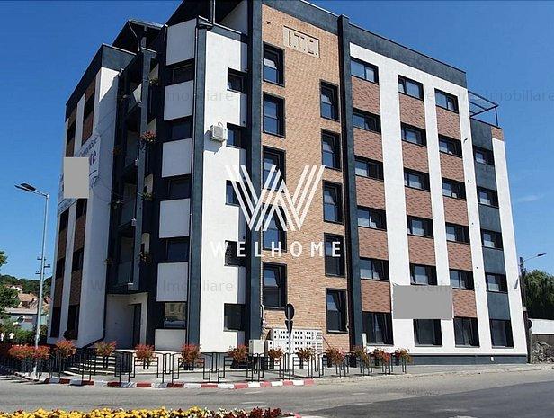 Penthouse 3 camere, terasa 46mp | Proiect nou | Cisnadie - imaginea 1