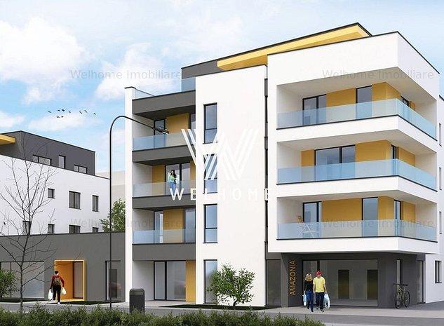 Apartament 2 camere de vanzare   Proiect nou   Sibiu - imaginea 1