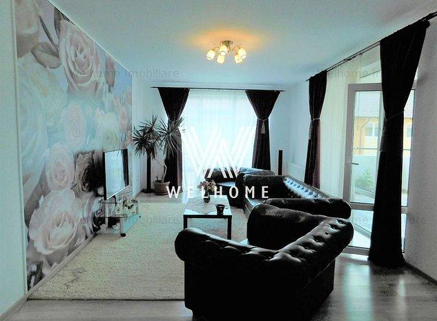 Apartament frumos amenajat, cu terasa de 23mp, in Calea Cisnadiei - imaginea 1