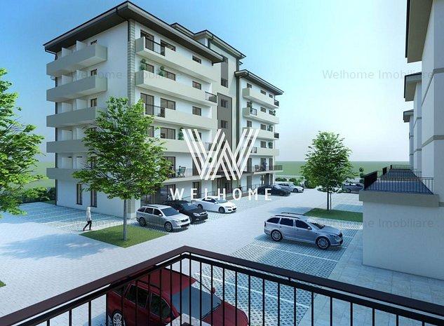Apartament cu 2 camere, Calea Surii Mici Sibiu Comision 0% - imaginea 1