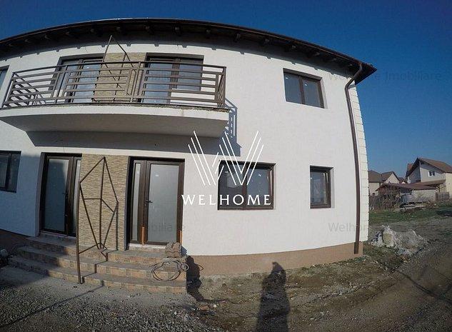 Casa tip Duplex in Selimbar direct de la Dezvoltator- Comision 0% - imaginea 1