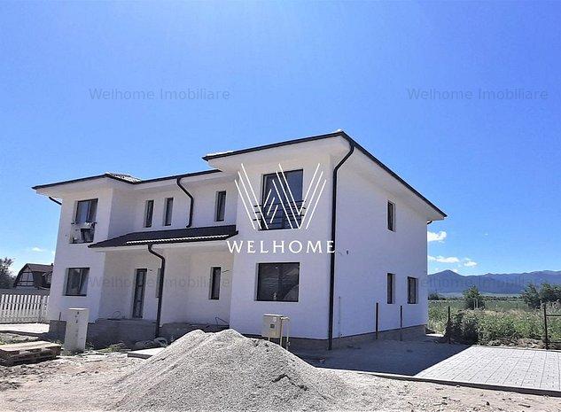 Casa generoasa, 4 camere, terasa si curte 350 mp - imaginea 1