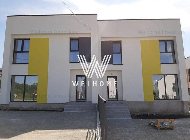 Casa moderna, 300 mp teren,  in Zona rezidentiala EST, Sibiu - imaginea 1