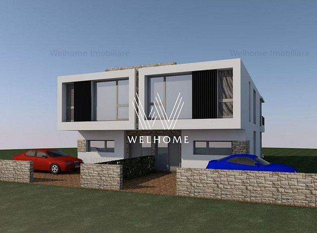 Duplex modern 4 camere COMISION 0% Calea Cisnadiei - imaginea 1