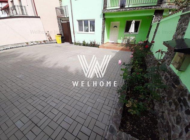 Casa duplex la CHEIE 4 camere, Zona Piata OBOR, Sibiu - imaginea 1
