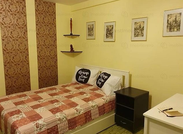 De inchiriat: apartament cu 2 camere, in zona centrala! - imaginea 1