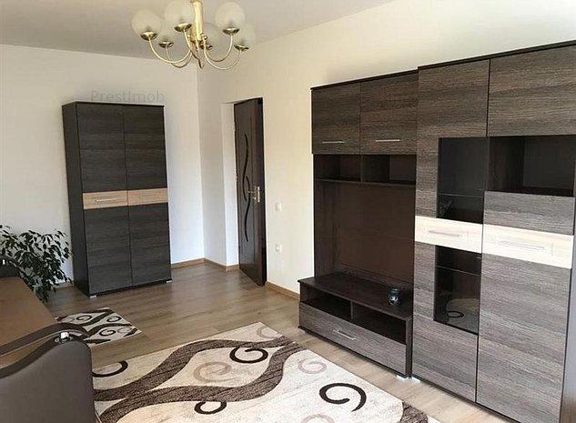 De inchiriat: apartament cu 2 camere, in cartierul Dambu! (bloc nou) - imaginea 1
