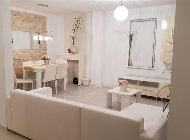 De inchiriat: apartament de lux, cu 2 camere, in zona centrala! - imaginea 1