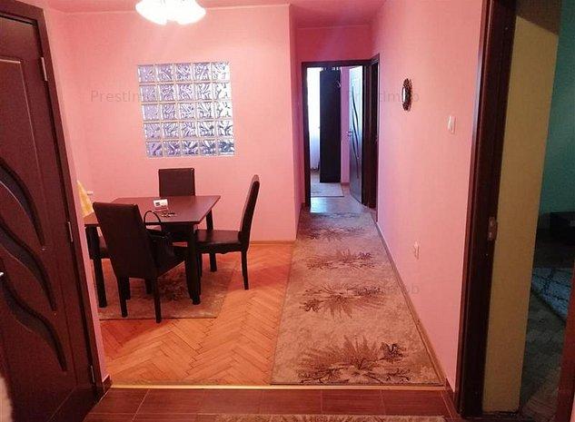 De inchiriat apartament cu 3 camere in 7 Noiembrie! - imaginea 1