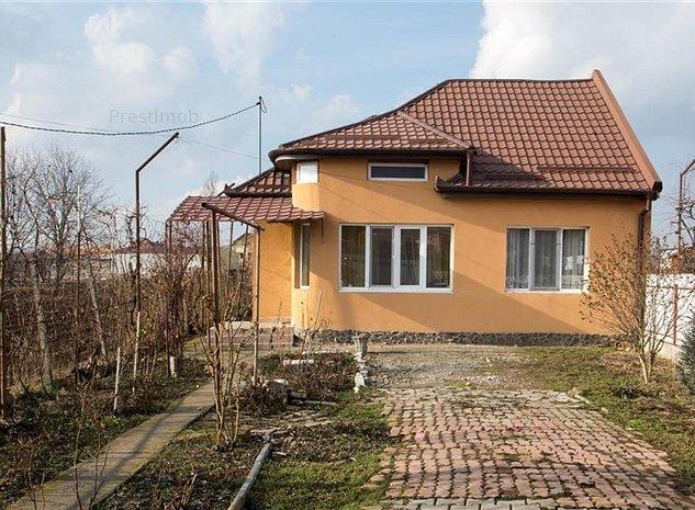 Casa de vanzare cu teren ?n Targu Mures - imaginea 1