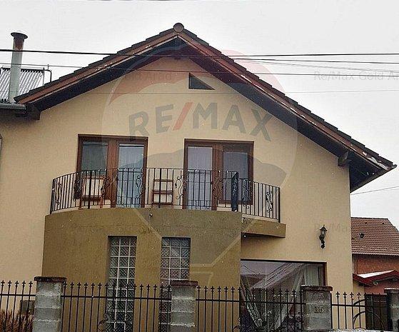 Vila duplex P+M Vladimirescu, 5 camere, complet mobilata, comision 0% - imaginea 1