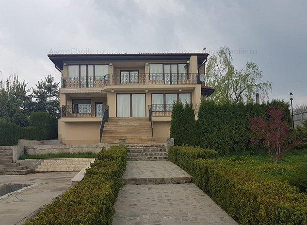 Vila Superba + Casa de Oaspeti Cu Vedere La Lac - imaginea 1