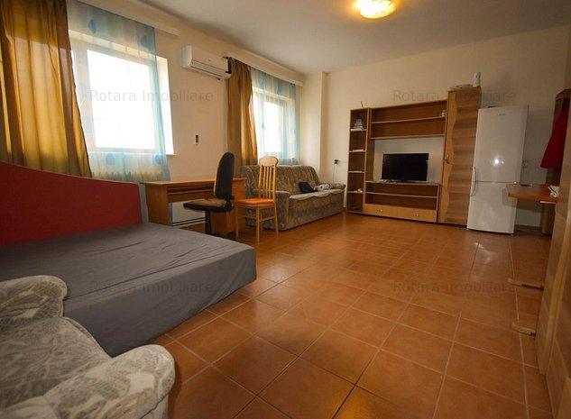 Apartament 1 camera, Tatarasi- Lidl, spatios - imaginea 1