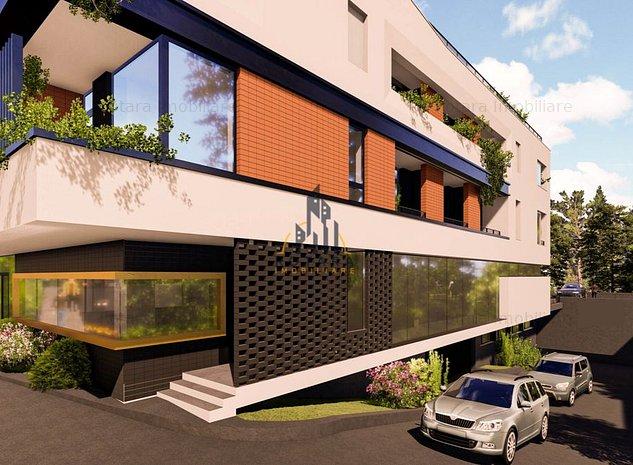 Apartament cu o camera in Tatarasi / investitie / balcon inchis - imaginea 1