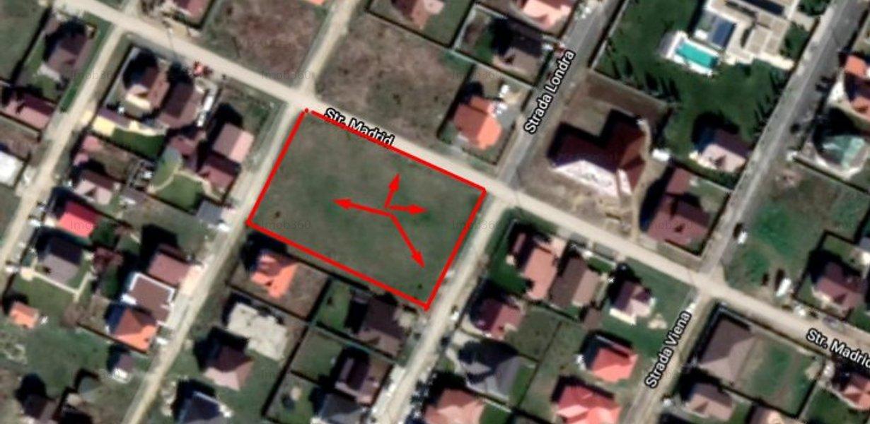 Teren constructie case Vladimirescu - imaginea 1