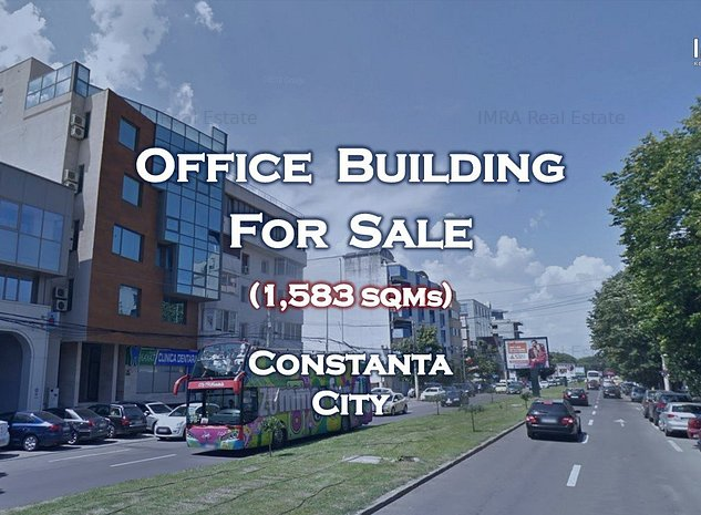 Office Building For Sale (1,583 sqms) - Constanta  - imaginea 1