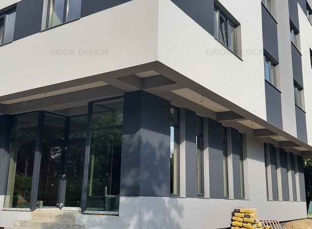 Apartament nou open space bloc nou - imaginea 1