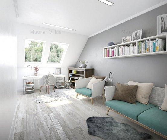 Apartament cu 2,5 camere de vanzare in bloc nou, Maurer Villas Brasov - imaginea 1