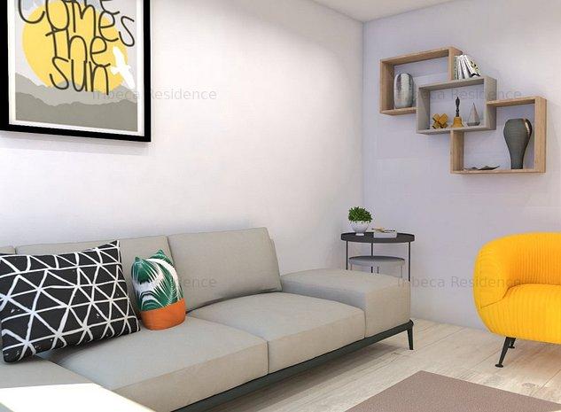 Apartament nou complet finisat - Tribeca Residence - Tomis Nord - imaginea 1