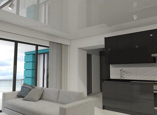 Apartament cu 3 camere pe malul lacului Siutghiol - imaginea 1