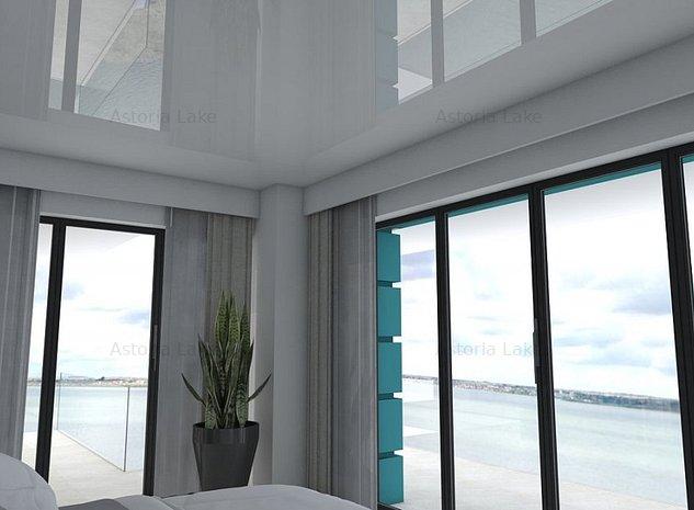 Apartament 2 camere cu vedere frontala la Lacul Siutghiol - imaginea 1