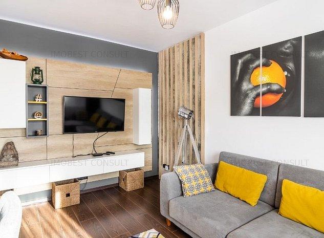Inchiriere apartament de lux - 2 camere - cartierul Drumul Taberei - imaginea 1