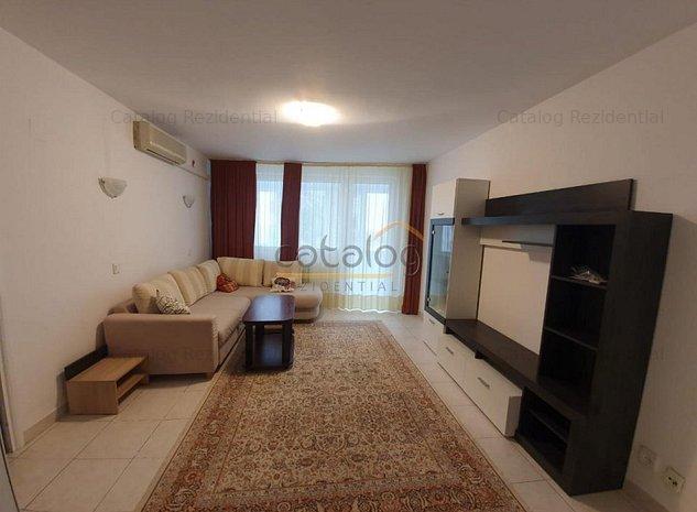 Apartament cu 2 camere in zona Universitate metrou - Novotel - imaginea 1
