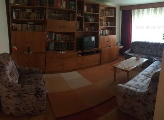 Apartament 4 camere cf 1 decomandat zona Brosteni - imaginea 1