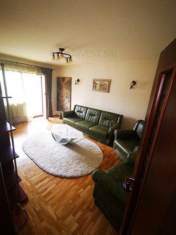 Ap. 4 cam str. Aurel Suciu, 80 mp, etaj 3,mobilat,utilat,loc de parcare - imaginea 1
