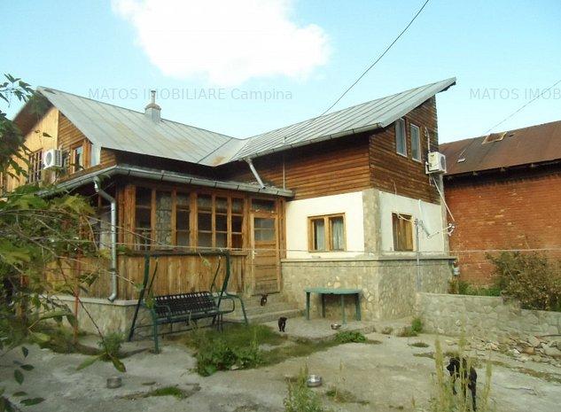Casa de vanzare in comuna Scorteni sat Mislea - imaginea 1