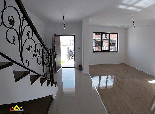 Vila 4 camere- la pret de apartament Dobroiesti - Fundeni-VIDEO atasat - imaginea 1
